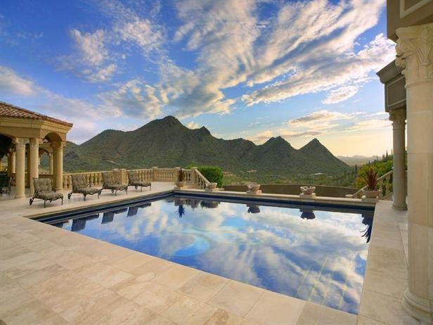 Homes For Sale With Palatial Pools The Mortgage Stop