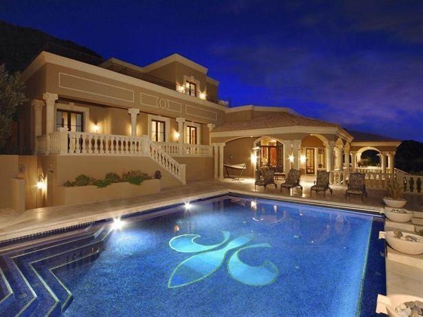 pools 14 coolest pools7 coolest pools8 coolest pools9 - Cool Pools With Waterfalls In Houses